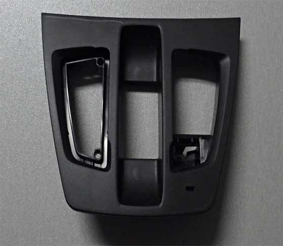 ABS Fascia Plastic Auto Parts Mould , High Precision Injection Car Parts Mold