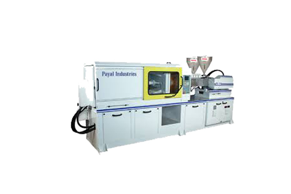 Dual Colour Injection Machine