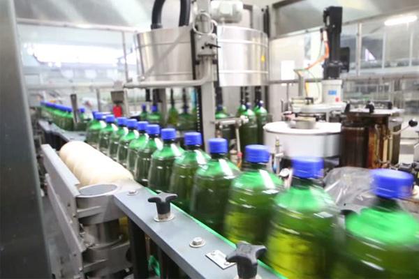 Automatic Liquid Work Shop